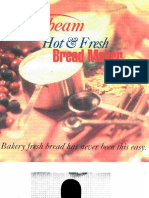 Bread Maker Manual
