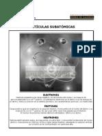 Quimica 1 Particulas subatomicas