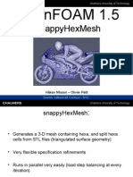 Snappy Hex Mesh