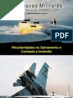 Combate a Incêndio em Aeronaves Militares