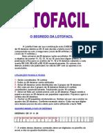 (2) SEGREDOS DA LOTOFACIL