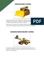 Bulldozer Para Minas y Canteras