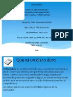 Diapositivas Disco Duro