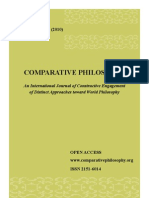Comparative Philosophy