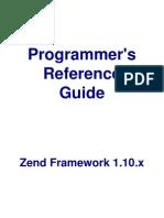 Zend Framework 1-10-x En