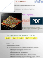 GIS and Models