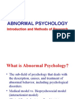 Abnormal Chapter 1