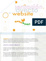 Presentacion Web Gugutata