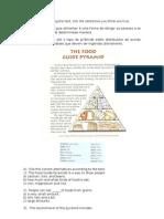 Trabalho - Piramide Dos Alimentos