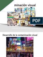 Investigación de Contaminacion Visual
