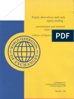 Equity Derivatives and Cash Equity Trading-SWells