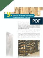 9. Gestion de Stocks. Valoracion de Existencias e Inventarios