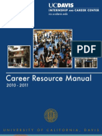 2010-11Career Resource Manual
