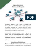 51487113 Origen y Antecedentes Historicos de La Franquicia