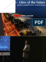 TEDx Carlos Leite on Cities of the Future 2011