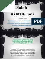 Salah Presentation