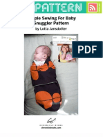 Lotta Snuggler Pattern