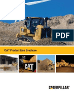 Caterpillar Product Line 2010