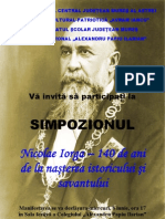 AFIS NICOLAE IORGA
