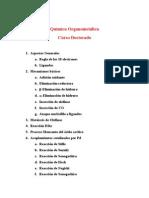 Curso organometalicos