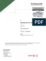 Mailing List Pvt. Ltd.wc5020dn