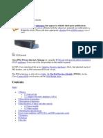 Cisco PI1