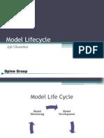 Model Lifecycle
