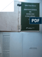 Rivera, Juan Carlos - Instituciones Del Derecho Concursal - Tomo II