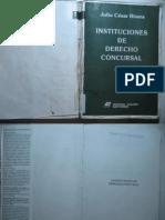 Rivera, Juan Carlos - Instituciones Del Derecho Concursal - Tomo I