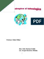Hazarde Antropice Si Tehnologice