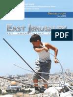Ocha Opt Jerusalem Report 2011-03-23 Web English