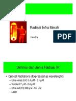 RadiasiInfraMerah
