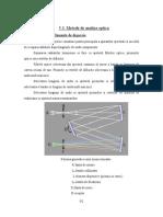 5 Metode de Analiza Optica