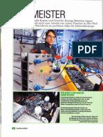 Batterie Entwicklung