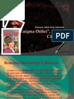 Modele Epice in Romanul Interbelic (II)