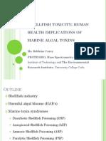 Shellfish Toxicity