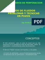 Unidad 2.0 Tipos Fluidos-Problemas y Tcnicas en Pozos