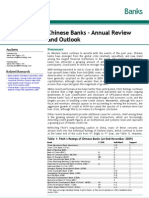 Chinese Banks - Annual Review and Outlook[1]