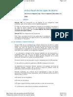 Di59p16 Tratamiento Juridico Fiscal de Las Cajas de Ahorro