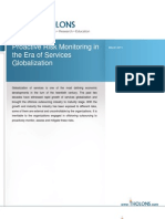 Whitepaper-Proactive Risk Monitoring in the Era of Services Globalization