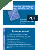 Ponencia Mendoza Diagnostico Temprano Tel