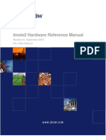 Imote2 Hardware Reference Manual_Revision a, September 2007