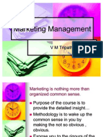 Marketing Management 1