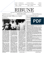 LAU Tribune Issue 5 - Vol 2