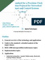 IEEE-1588 Standard – Tutorial