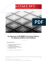DelfMEMS Approach for RF MEMS Platform (1)