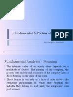 Fundamental Analysis Basics