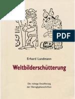 Landmann, Erhard - Weltbilderschütterung