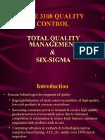 Tqm and Six Sigma