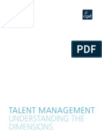 1209037715 QzlP Cipd - Talent Management Understanding the Dimensions